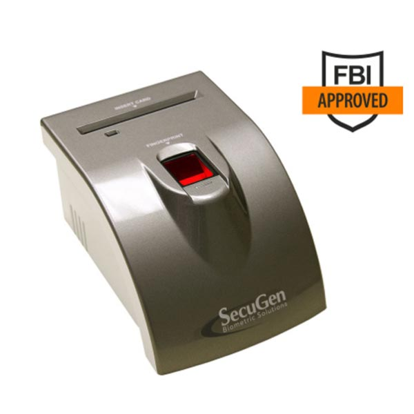 SecuGen iD-USB SC/PIV Fingerprint and Smart Card Reader