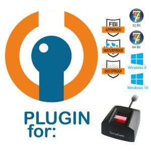 Plugin for SecuGen Hamster Pro 20 Fingerprint Reader