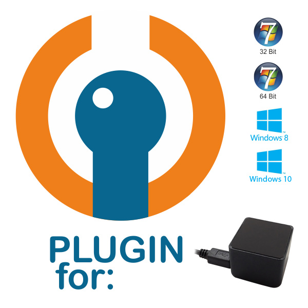 Plugin for Fujitsu PalmSecure V2 Palm Vein Reader