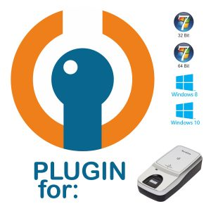 Plugin for SecuGen Hamster Pro Duo CL Fingerprint Reader
