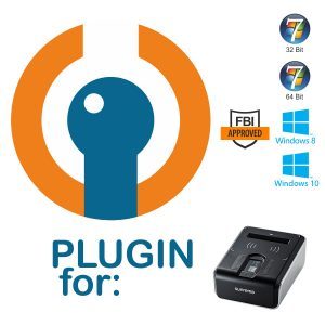 Plugin for Suprema BioMini Combo Fingerprint Scanner and Smart Card Reader